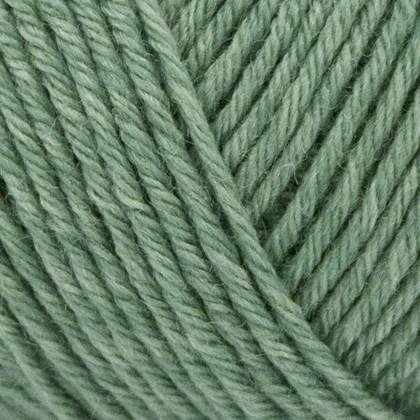 Tussah Silk, douce grøn