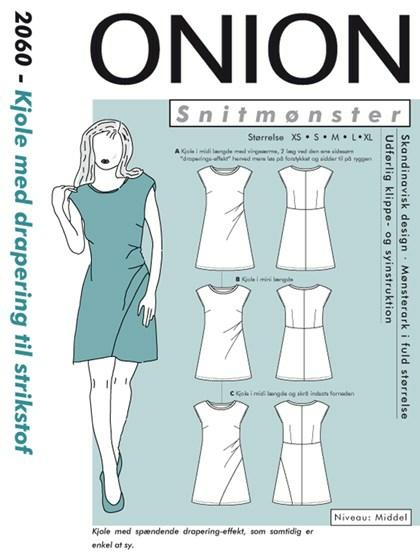 onion mønstre kjoler