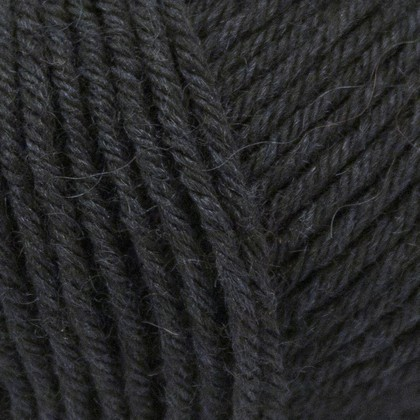 Tussah Silk, sort