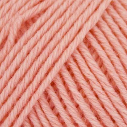 Fino Organic Cotton + Merino Wool, lys rød,