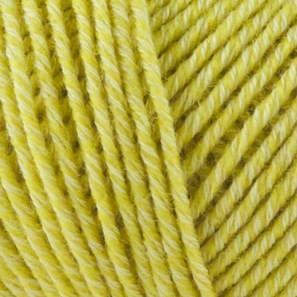 Fino Organic Cotton+Merino Wool, citrus