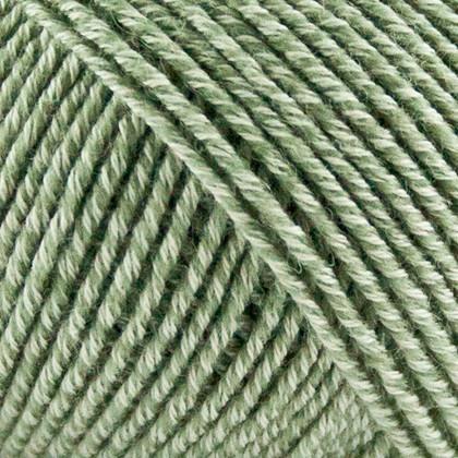 Fino Organic Cotton+Merino Wool, lys douce grøn
