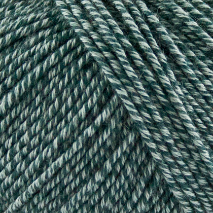 Fino Organic Cotton+Merino Wool, jadegrøn