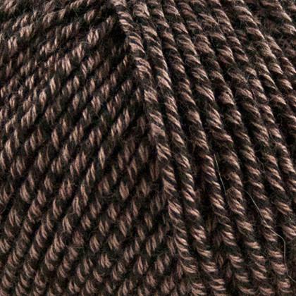 Fino Organic Cotton+Merino Wool, choko