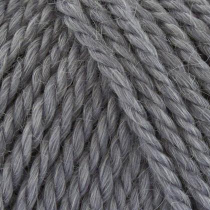 No.6 Organic Wool+Nettles, lys grå