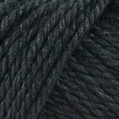 No.6 Org. Wool+Nettle Fibers, sort