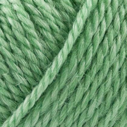 No.6 Organic Wool+Nettles, lys grøn