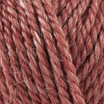No.6 Organic Wool+Nettles, marsala