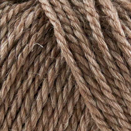 No.6 Organic Wool+Nettles, sand