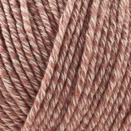 Organic Cotton+Merino Wool, rosa douce