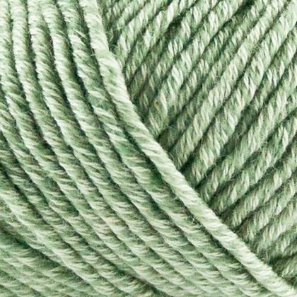 Organic Cotton+Merino Wool, lys grøn douce