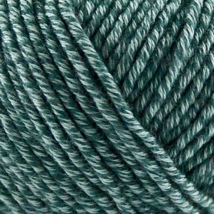 Organic Cotton+Merino Wool, jade grøn