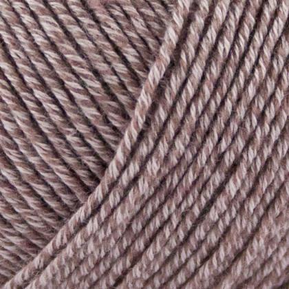 Organic Cotton+Merino Wool, pudder rosa