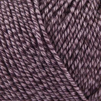 Organic Cotton+Merino Wool, mørk pudder
