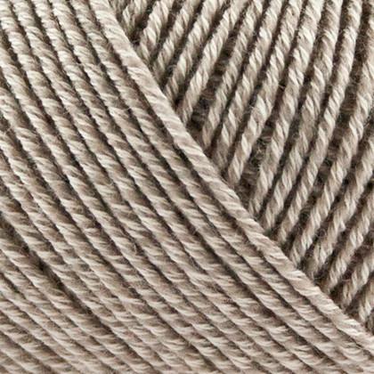 Organic Cotton+Merino Wool, beige