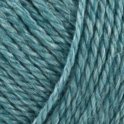 No.4 Organic Wool+Nettles, petrol