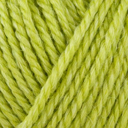 No.4 Organic Wool+Nettles, lime
