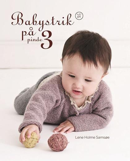 Babystrik på pinde 3, Lene Holme Samsøe