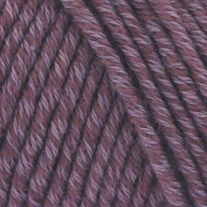 Organic Cotton+Merino Wool, doucé lilla