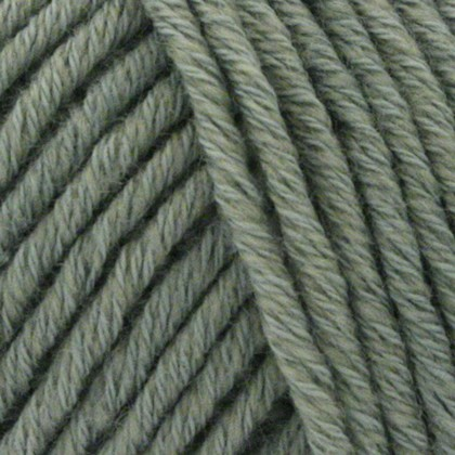 Organic Cotton+Merino Wool, grøn aqua