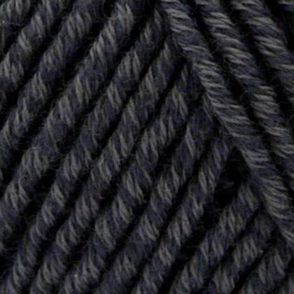 Organic Cotton+Merino Wool, grå antracit