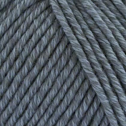 Organic Cotton+Merino Wool, blå-grå