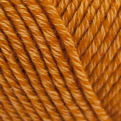 Organic Cotton+Merino Wool, orange