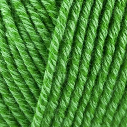Organic Cotton+Merino Wool, grøn