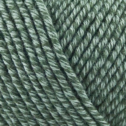 Organic Cotton+Merino Wool, army grøn