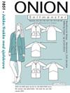 Snitmønster, Jakke/frakke med sjalskrave