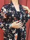 Snitmønster, Kimono