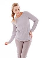 Organic Cotton+Merino Wool