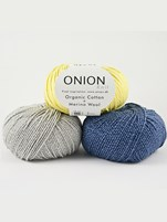 Organic Cotton+Merino Wool