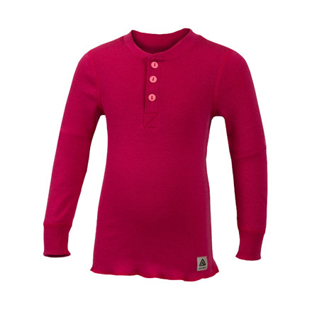 Aclima Warmwool Granddad Shirt Children