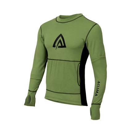 Aclima Warmwool Hood Sweater H