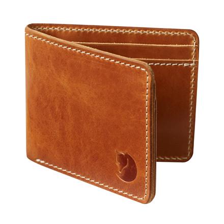 Fjällräven Övik Wallet Leather