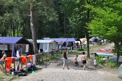 Skyttehusets camping og cafeteria