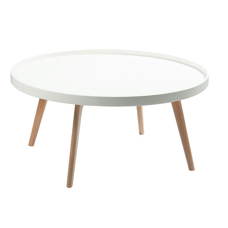 Jackie sofa/bakkebord- kan kun købes i butikkerne Ø 90 cm