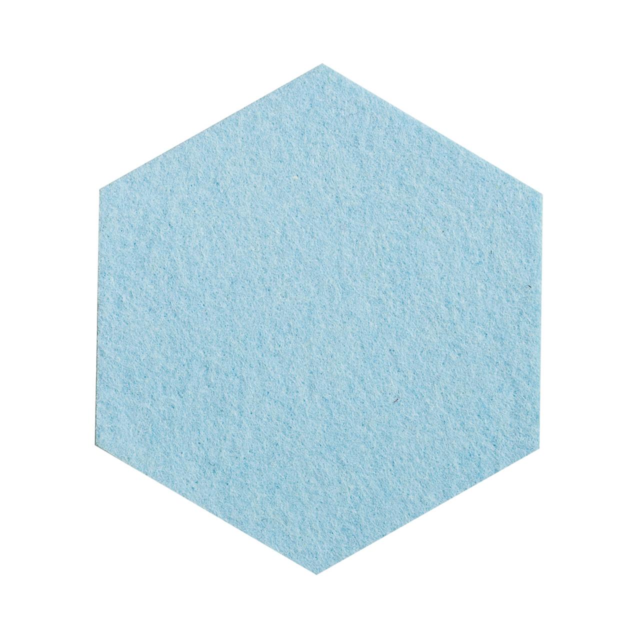 Cr ton maison filtcoasters sekskantetede 6 stk 10 cm for Creton maison