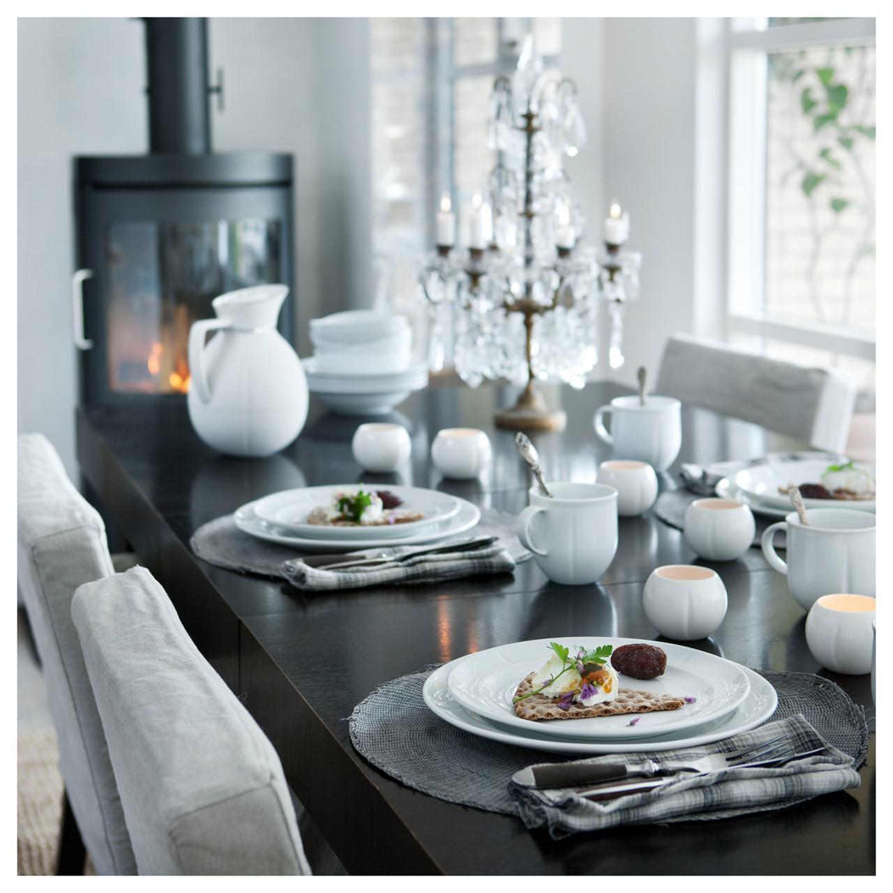 rosendahl grand cru soft tallerken 19 cm. Black Bedroom Furniture Sets. Home Design Ideas