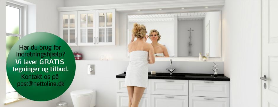 Nyt køkken, bad eller garderobe   kvalitet til gode priser