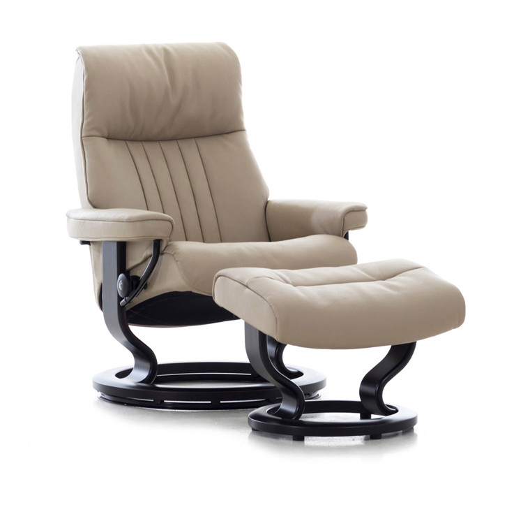 Stressless Crown MEDIUM lænestol · KAMPAGNEFARVER