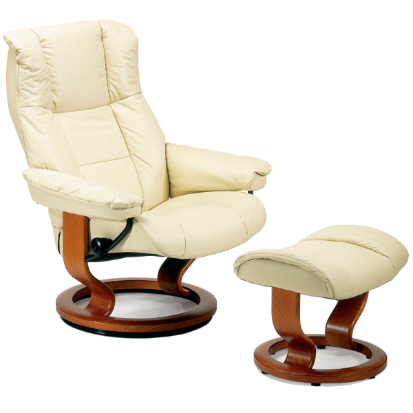 Stressless Mayfair MEDIUM lænestol · KAMPAGNEFARVER