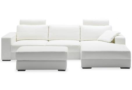 sofa med chaiselong lagersalg