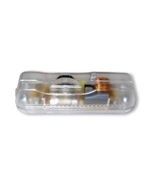 Lysdæmper bordlampe - 40W-160W - Raxon