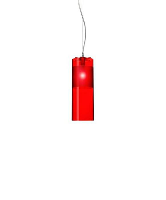 Easy Pendel Rot - Kartell - 9010W3