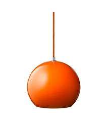 Topan Pendelleuchte VP6 Orange - &tradition