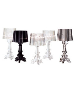 Bourgie Bordlampe Guld - Kartell - 907400