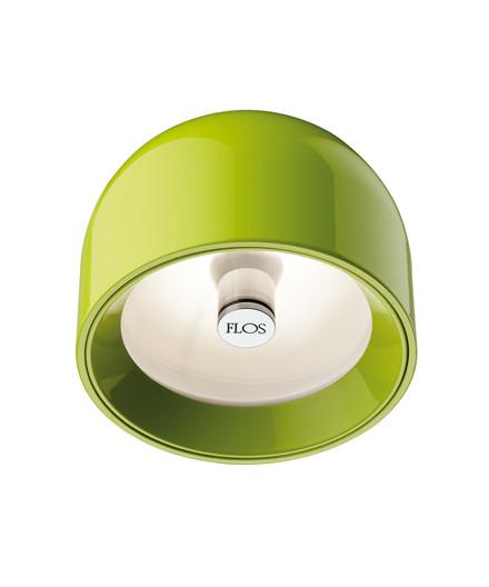 Wan Loftlampe/Væglampe Grøn - Flos