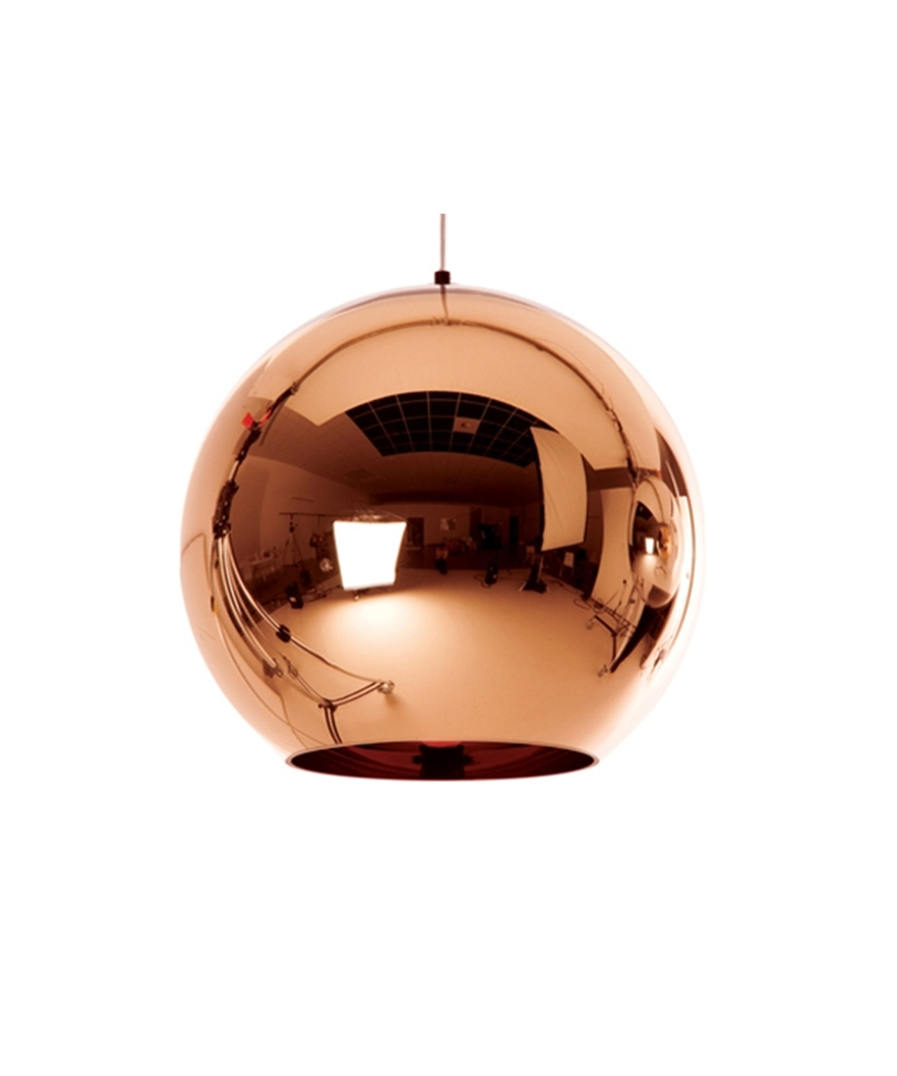 copper pendelleuchte tom dixon lampemesteren. Black Bedroom Furniture Sets. Home Design Ideas